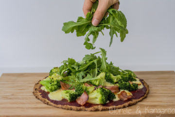 Pizza bezglutenowa/Gluten-free pizza