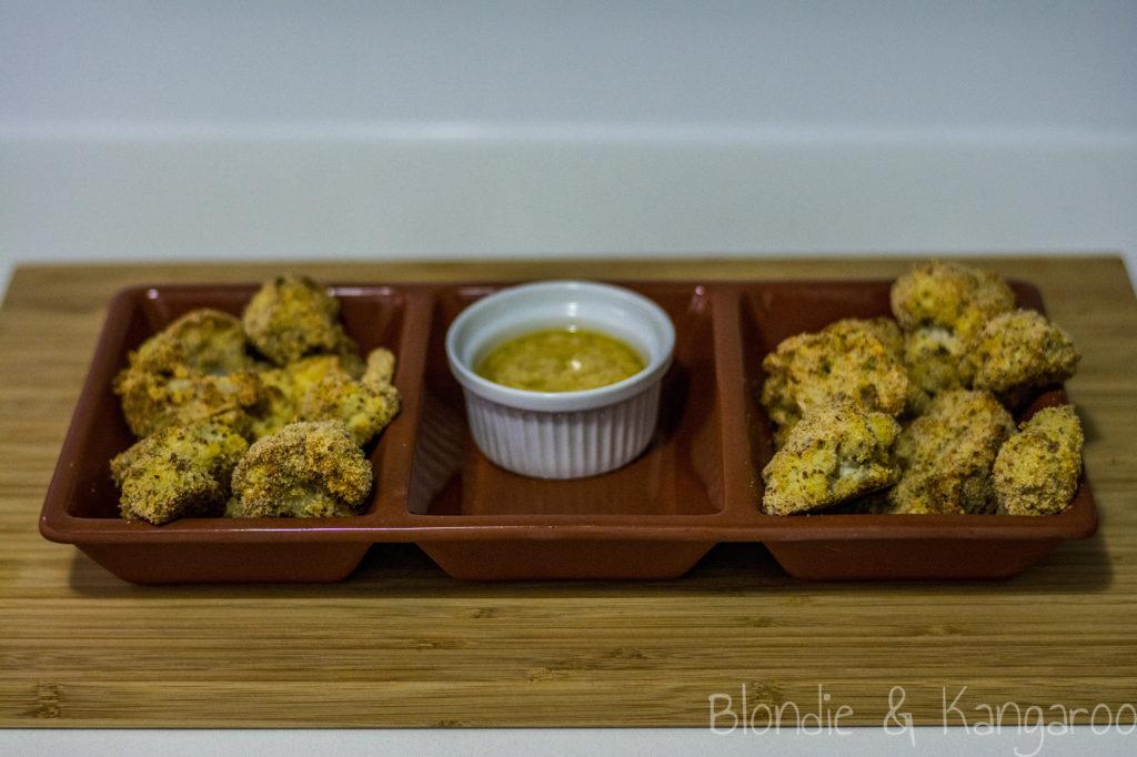 Kalafiorowe skrzydełka/Cauliflower wings