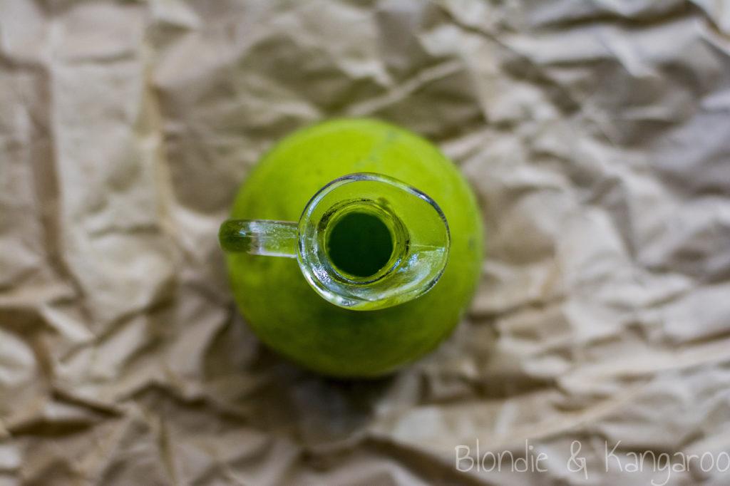 Sos kolendrowo-szczypiorkowy/Coriander and chive dressing