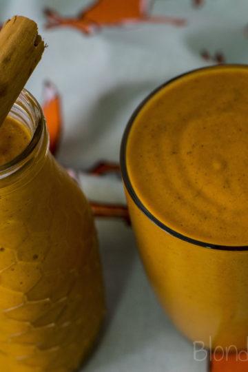 Koktajl dyniowy/Pumpkin smoothie