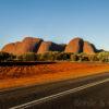 Kata Tjuta - Przygody na pustyni część trzecia/Kata Tjuta - Uluru and Aussie outback in 5 days