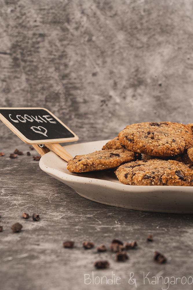 Ciasteczka orzechowe z czekoladą/Choc Chip Cookies