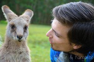 Marcin & Kangaroo