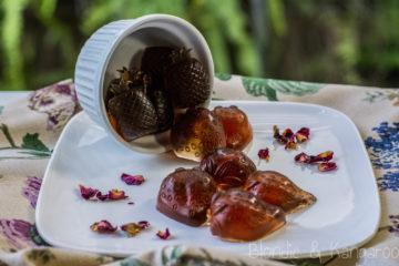 Herbaciane galaretki/Tea gummies