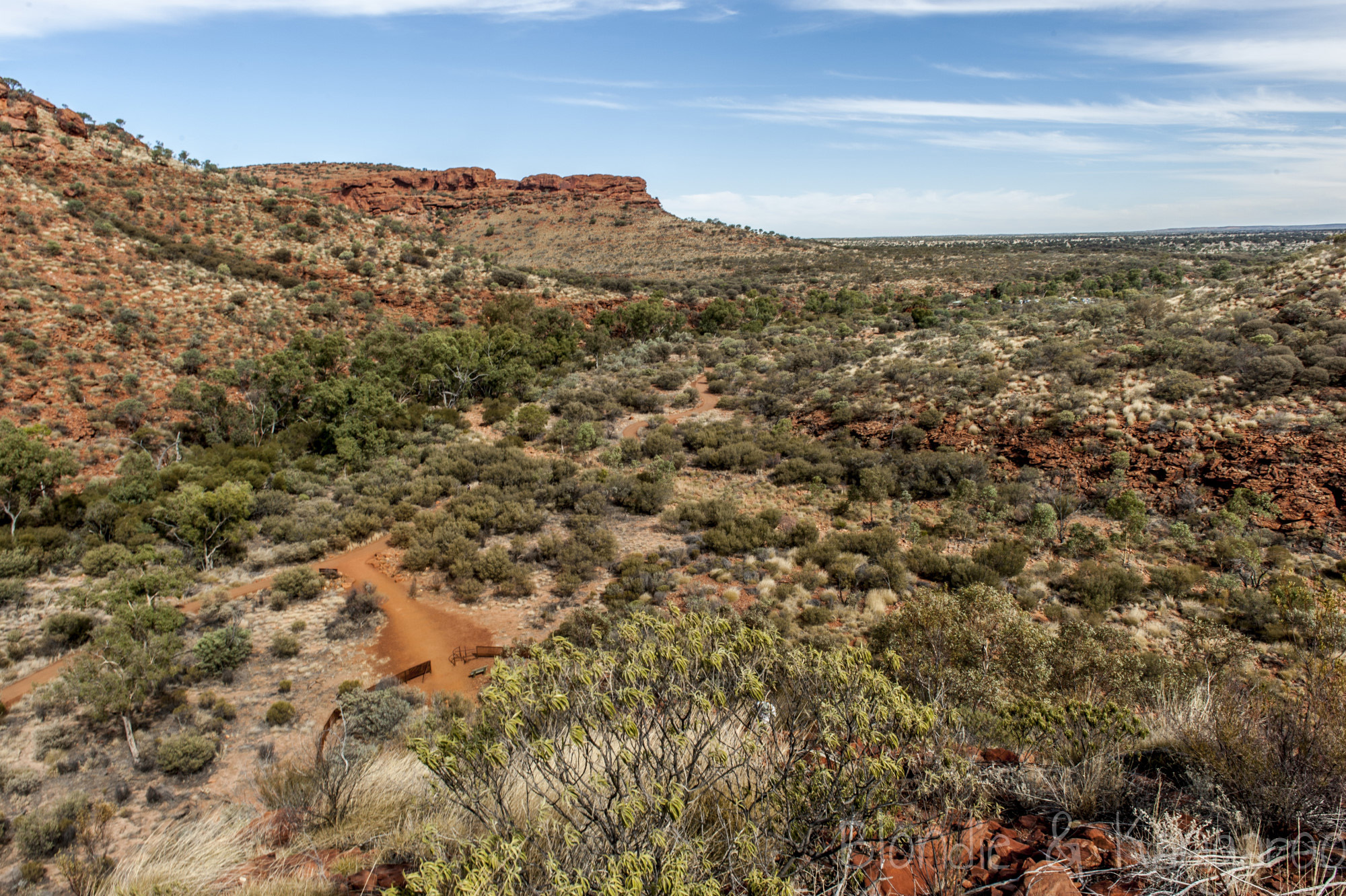 Kings Canyon - Uluru and Aussie outback in 5 days/Kings Canyon – Przygody na pustyni część druga