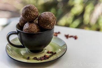 Snickers bliss balls/Kulki mocy o smaku snickersa