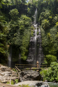 Fiji Waterfall