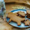 Bezglutenowe pierniczki/Gluten-free gingerbread cookies